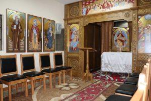 New chapel in Ismailiyya