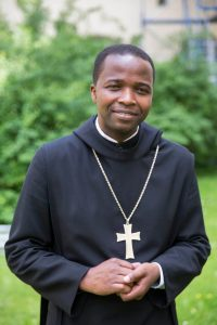Abbot Pambo Mkorwe OSB